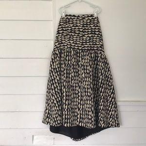 5/$20 Rush 3X Cute Strapless Plus Size Dress